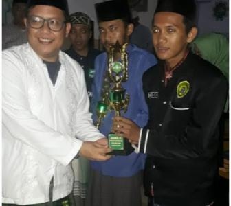 Delegasi RMI NU Lamongan, Sabet Juara II OKK Kategori Kitab Bulughul Marom